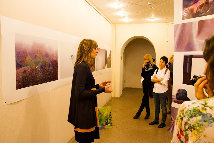 "Excursion: exhibition ""Look into it"" / Moscow"