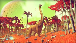 Diplo on No Man's Sky