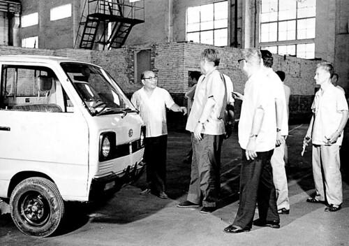 The history of Changan Auto