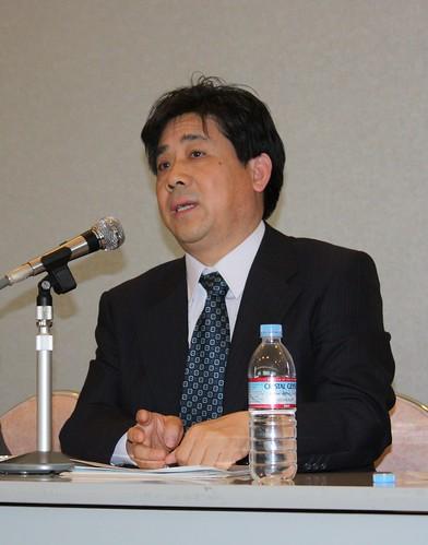 20090427在日本演讲