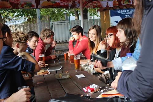 International Student Association - First Meeting