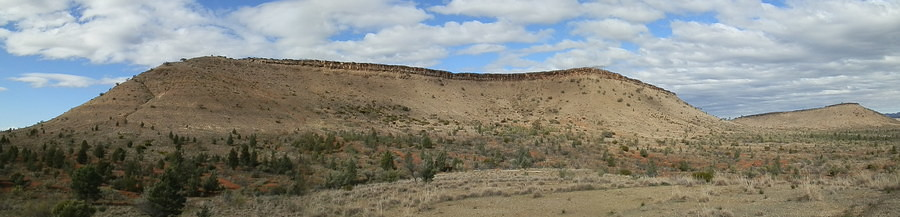 Mt Emily, via Blinman, Northern Flinders Ranges