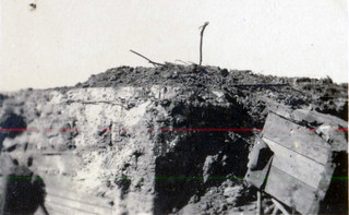 Back View, Somme Redoubt