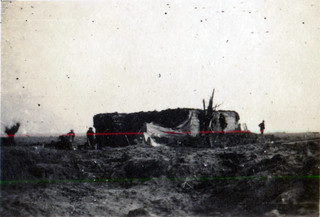 Somme Redoubt-German Pill Box