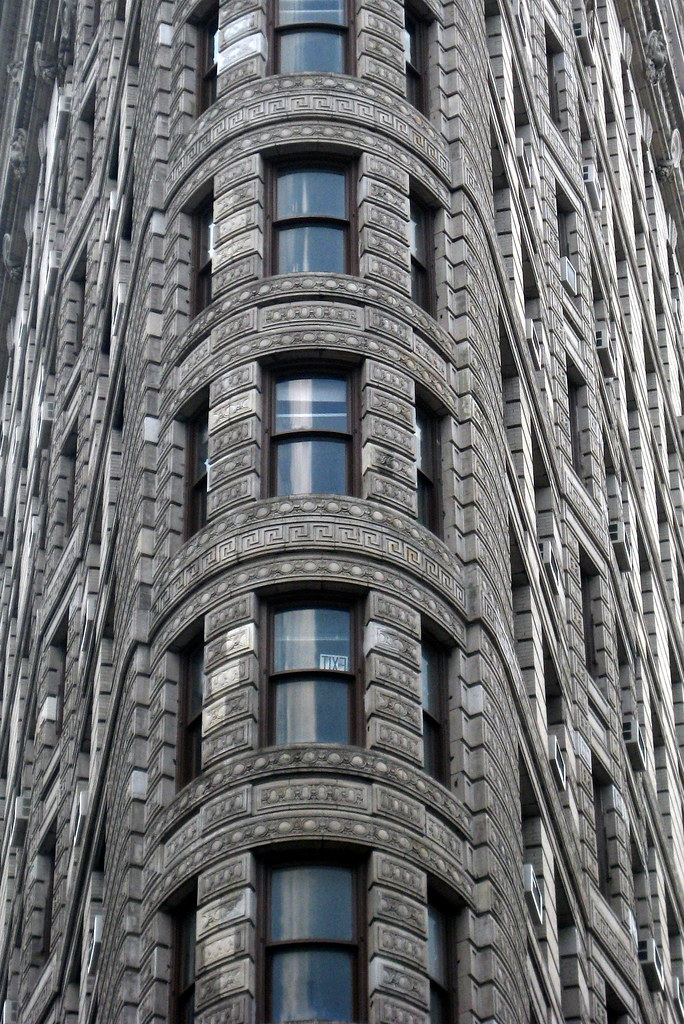 nyc flatiron building the fuller building or as it is bet flickr. Black Bedroom Furniture Sets. Home Design Ideas