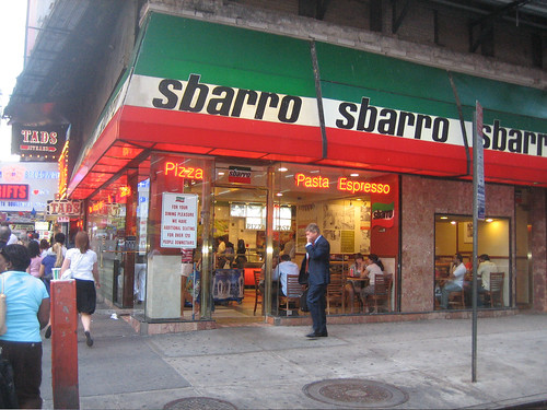 sbarro | by A Walker in LA