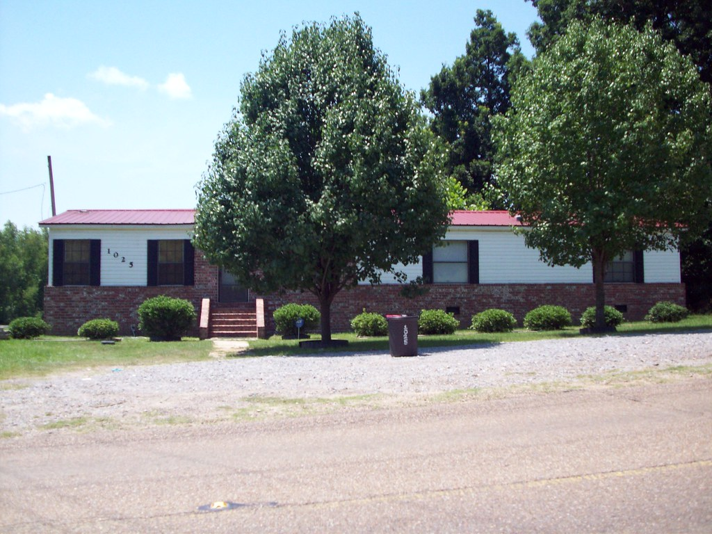 Bricked Mobile Home Pictures
