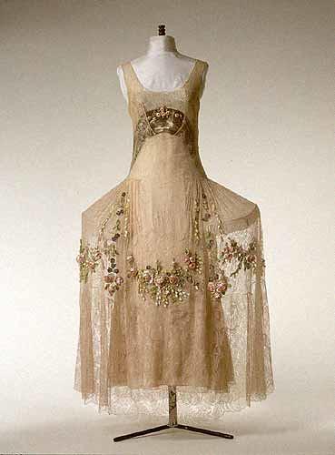 1920s Boue Soeurs Robe De Style Sacheverelle Flickr