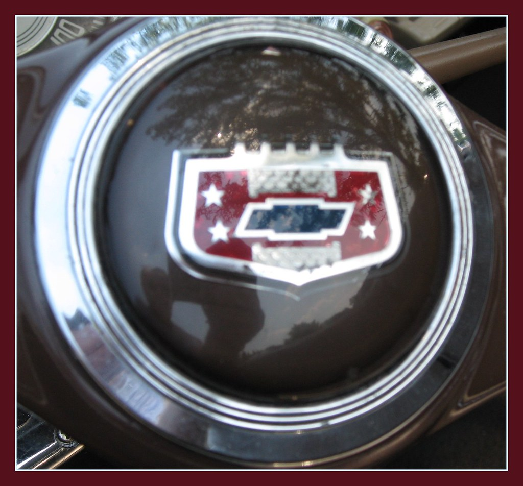 2347 1948 Chevy Horn Button | Kevin's 1948 Chevrolet ...