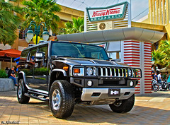 Hummer H2 HDR (II) | by Mishari Al-Reshaid Photography
