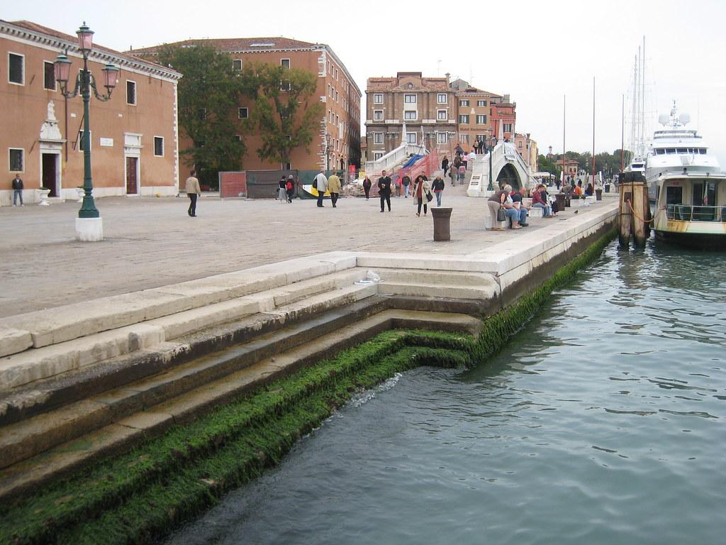 Sinking Venice 2 Is Venice Sinking Aussiekidd Flickr