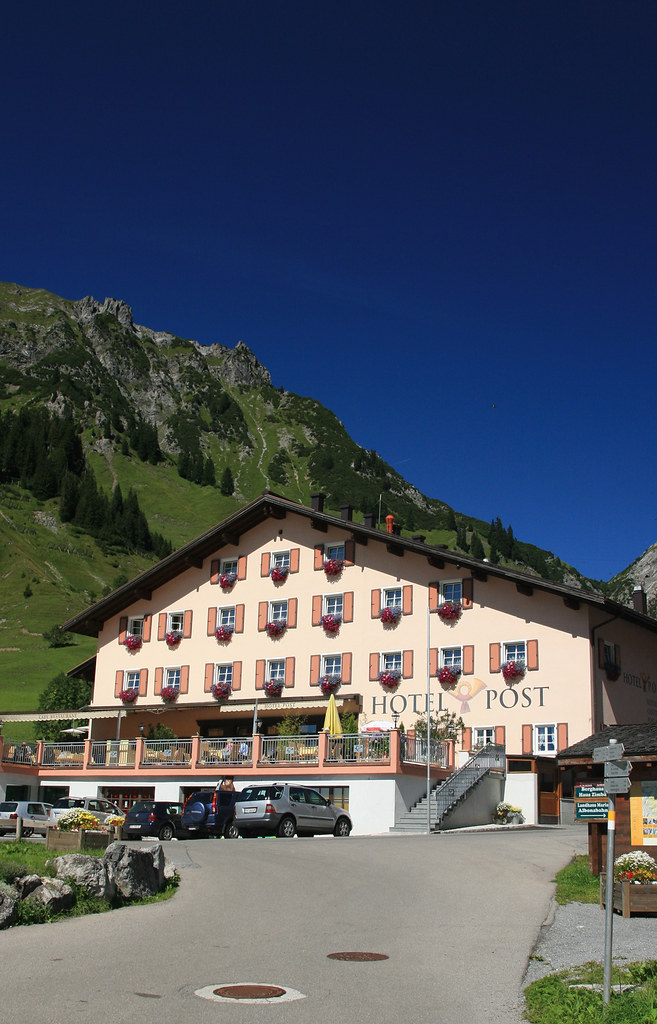 Hotel Post Stuben Am Arlberg
