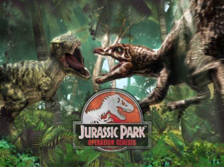 Jurassic Park Operation Genesis A Tyrannosaurus Rex Vs A