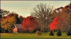 Colorful Wisconsin Farm | by newagecrap
