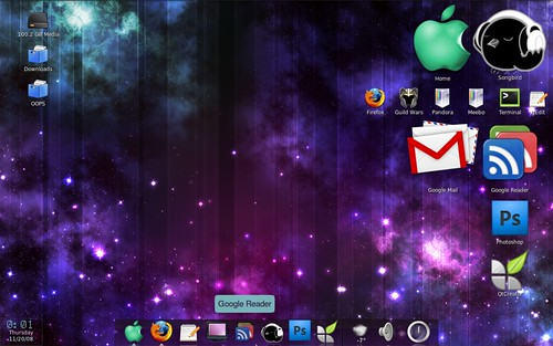 Ubuntu Linux ~ My adorable desktop :D | by ルイーザ ロレズ ( ´ー`)