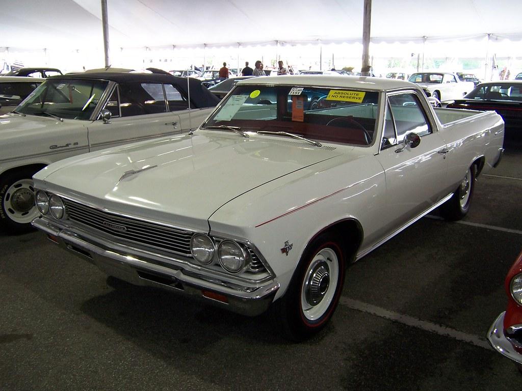 New Chevy El Camino 2019 2020 Top Car Models 1966 2010 Mecum Spring Classic
