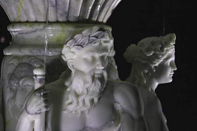 Fontana Ristorante Pio Ix Erbusco Bs Stefano Moro Flickr