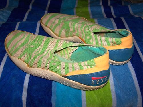 Aqua Nike Shoes