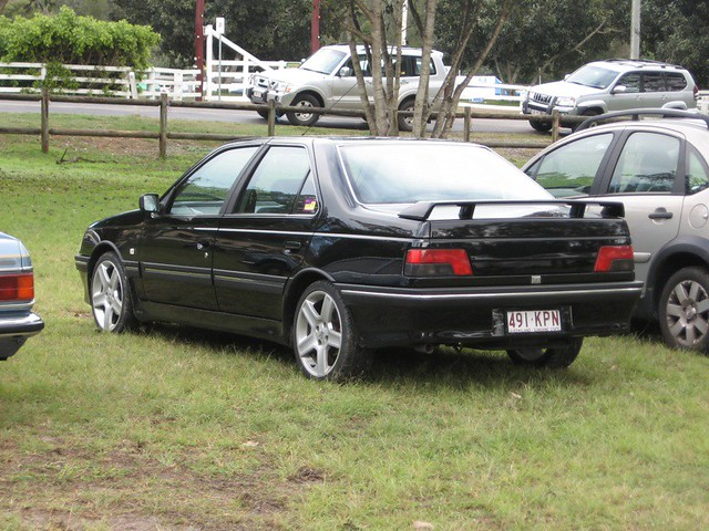 peugeot 405 mi16 wearing the same wheels as the red mi16 flickr. Black Bedroom Furniture Sets. Home Design Ideas