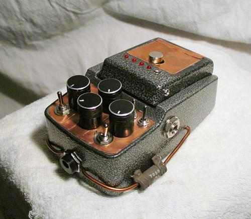 the rat a variation on the proco rat distortion pedal thi flickr. Black Bedroom Furniture Sets. Home Design Ideas