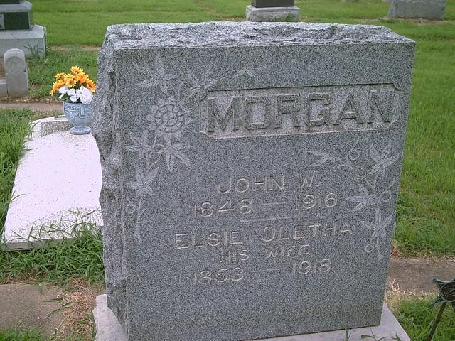 John W. Morgan Net Worth