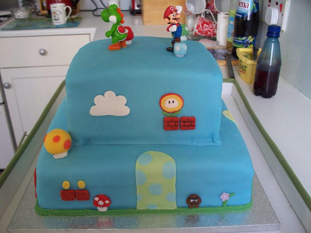 Childrens Party Cake Recipes
