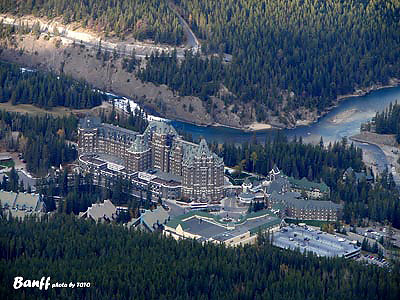 The Fairmont Banff Springs Hotel Alberta Canada The Fairm Flickr