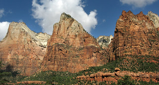 Court of the Patriarchs - Zion National Park | by anadelmann