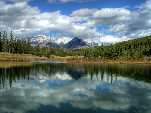 Banff (AB) Canada  City new picture : Vermillion Lake, Banff AB, Canada | nikzane | Flickr