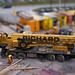 Toy Crane (tilt-shift miniature fake)