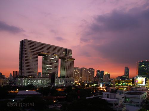 Elephant Tower Bangkok Bangkok Elephant Building at