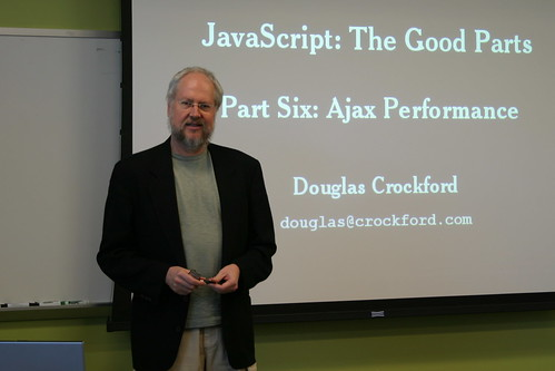 Douglas Crockford | by superfluity