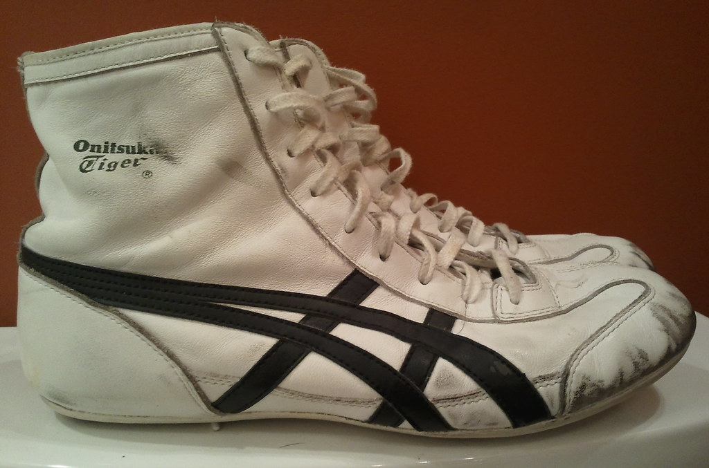 Onitsuka Tiger Wrestling Shoes Size