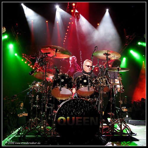 Master of drums: Roger Taylor of Queen | Flickr - Photo ...