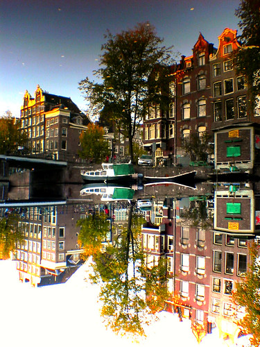 Reflections Of Amsterdam - Clarity | by AmsterSam - The Wicked Reflectah