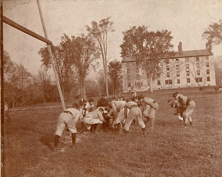 Rugby 1902 | by middlebury college LIS