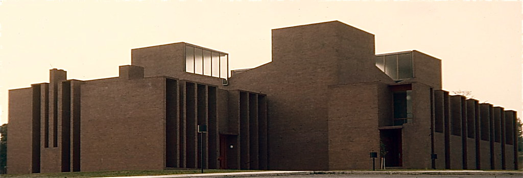 Louis Kahn First Unitarian Church Rochester Ny 2 Flickr