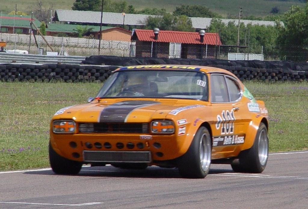 Race Car Ford