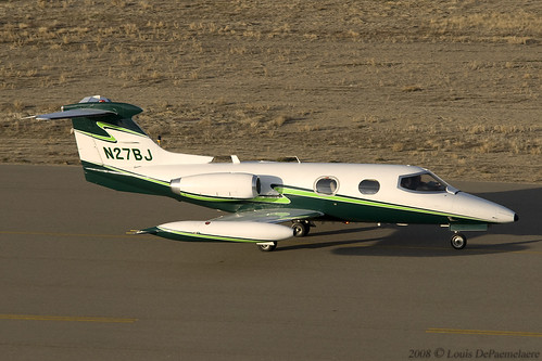 Learjet 24 Keylime Air N27bj It Is Very Unusual To