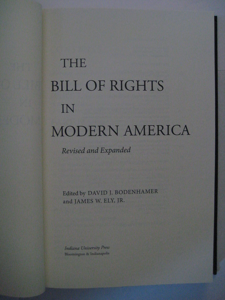 the purpose of the bill of rights in america United states bill of rights is ratified toggle navigation menu whp popular on december 15, 1791, the new united states of america ratified the bill of rights, the first ten amendments to the us the purpose of these bills is to protect those rights against infringement by.