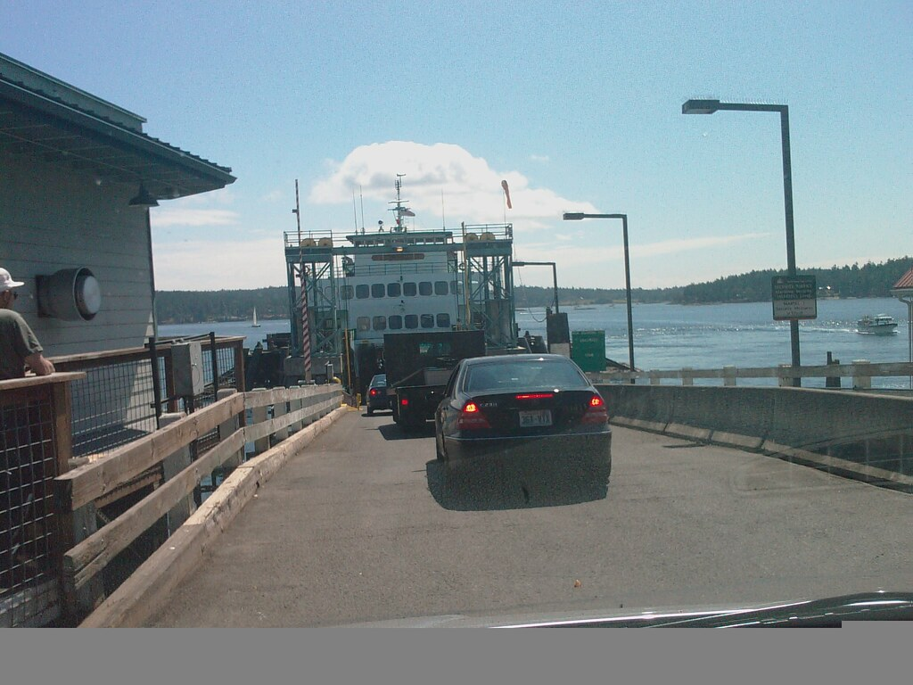 Anacortes Island Ferry