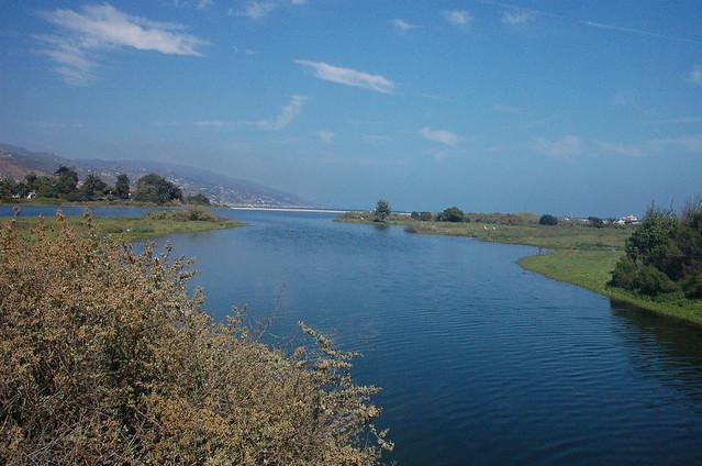 Malibu Lagoon estuary | Explore - 145.0KB
