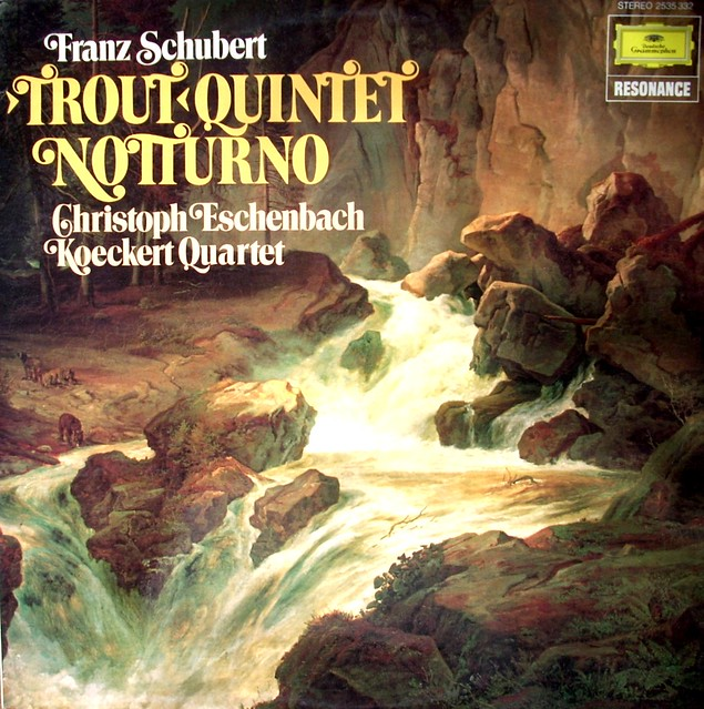Franz Schubert Trout - Rosamunde