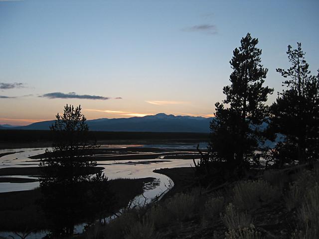 Montana sky fly fishing in bozeman montana taken using for Bozeman mt fly fishing