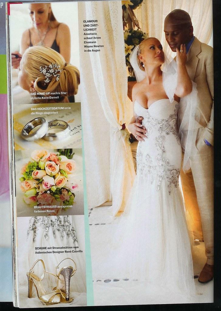 Anastasia singer wedding