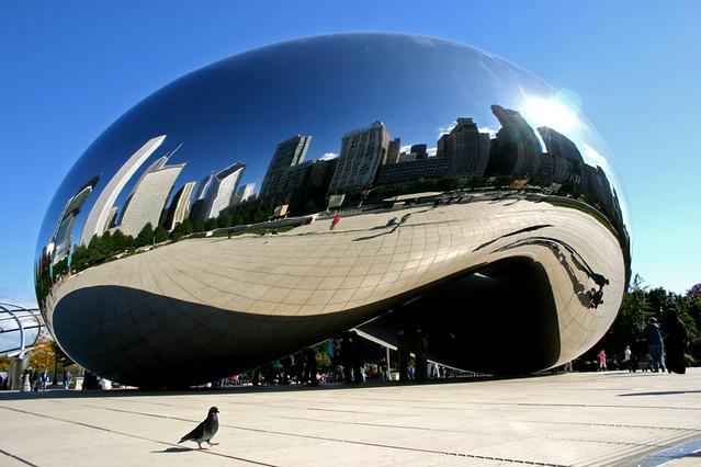 Millenium Park Millenium Park Chicago
