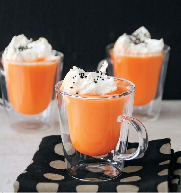 Orange Hot Chocolate (courtesy Matthew Mead) | Flickr ...