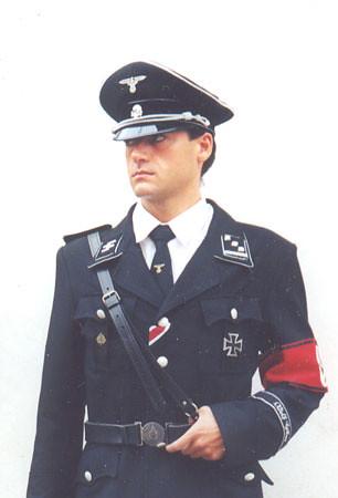 Uniformes Alemania Ss Allgemeine Detalle Gudome Led Flickr