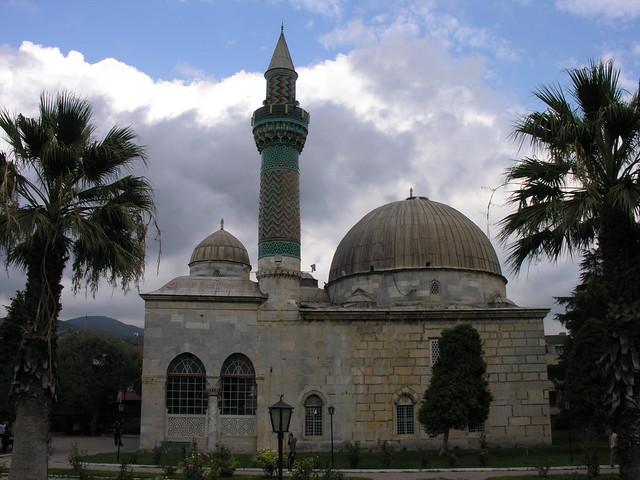 Yeşil Camii - Green Mosque  Flickr - Photo Sharing!