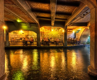 A Restaurant Under the Bridge | by Stuck in Customs
